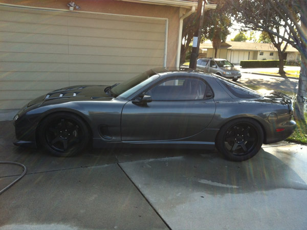 93 Mazda Rx7 For Sale