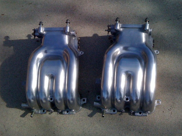 Upper Intake Manifold for 93-95 Rx7